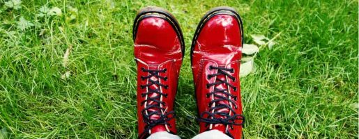 Ruby Red Slippers, A Ode To The Womb Witch