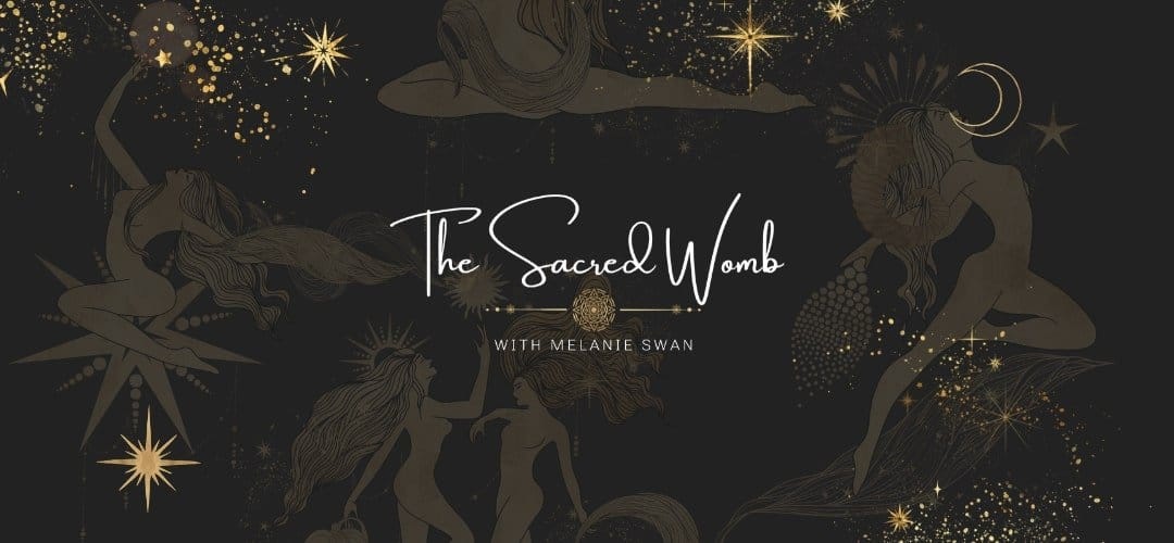 Sacred Womb Podcast with Melanie Swan