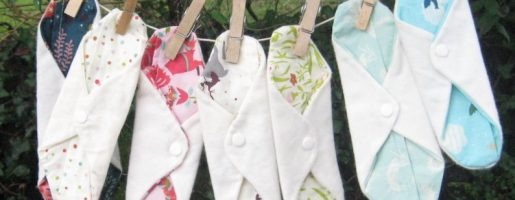 How To Use And Care For Cloth Menstrual Pads