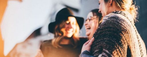 The Rejuvenating Power Of Sisterhood